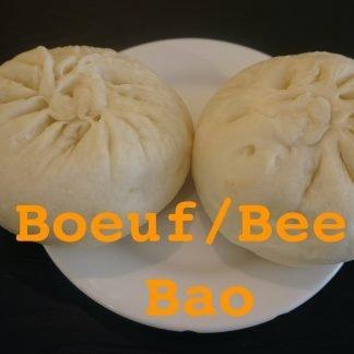 Beef bao at beijing dumpling